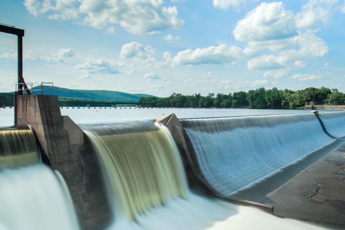Klimabloc verwendet 100% Ökostrom aus Wasserkraft und der hauseigenen PV-Anlage